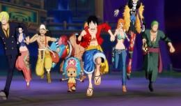 One Piece Unlimited World Colysée Logo