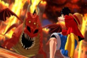 One piece Unlimited World Red Logo