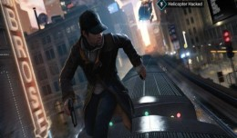 Watch dogs chicago trailer logo