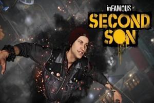 inFamous Second Son Review Test Logo