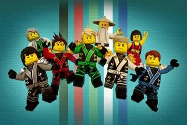 Les lego ninjago envahissent la 3ds et la vita n - Personnage ninjago lego ...