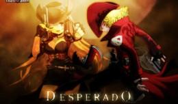 lost saga desperado logo