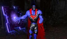 nightmare superman infinite crisis
