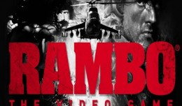 rambo the videogame review logo
