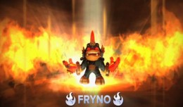 skylanders swap force fryno logo