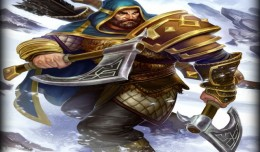 ullr the glorious one smite concours