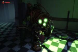 Bioshock Burial at sea 2 review logo