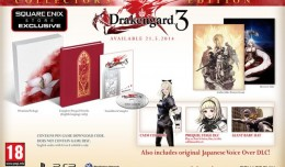 Drakengard 3 Collector Edition Europe