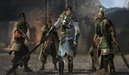 Dynasty Warriors 8 Xtreme Legends CC PS4 Logo