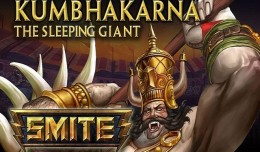 Smite Kumbhakarna Sleeping Giant