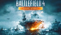 battlefield 4 naval strike logo