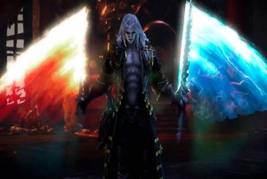 castlevania lords of shadow 2 revelations dual swords