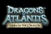 dragons of atlantis logo wil wheaton
