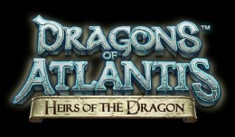 dragons of atlantis logo wil wheaton