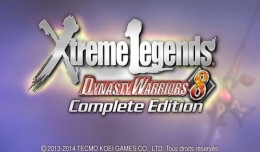 dynasty warriors 8 xtreme legends complete edition ps 4 logo