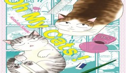 oh my cats cover komikku