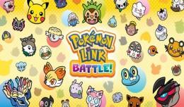 pokemon link battle test logo