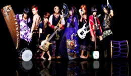 wagakki band japan expo paris 2014