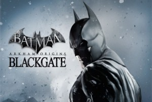 Batman Arkham Blackgate logo