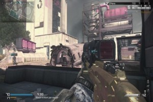 Call of duty ghosts onslaught containment