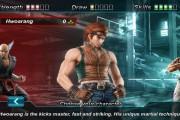 Hwoarang Tekken Card Tournament 3