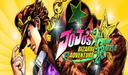 Jojo's Bizarre Adventure Review Logo