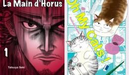 Komikku horus cats
