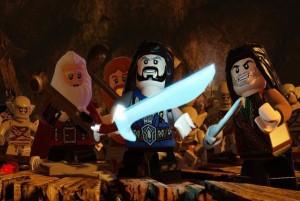 Lego the hobbit logo review