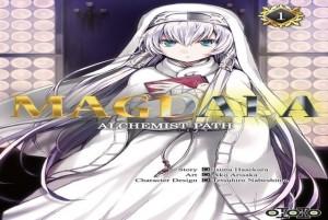 Magdala alchemist path tome 1 cover
