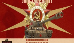 Panzer General Online Red army logo