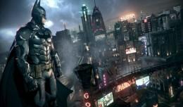 batman arkham knight gameplay logo