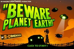 beware planet earth logo review
