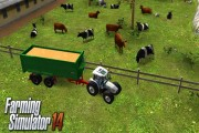 farming simulator 14 screen 2