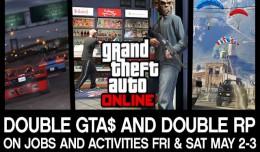 gta online double gta$