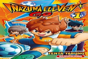 inazuma eleven go kurokawa cover t1