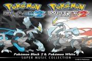 pokemon black 2 white 2 super music collection