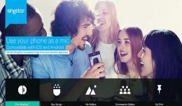 singstar ps4 logo smartphone