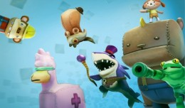 toy rush screenshot logo