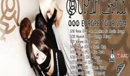 uplift spice european tour logo