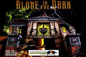 Alone in the Dark iOS review Logo