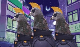 Hatoful Boyfriend Screen 2