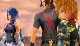 Kingdom Hearts 2.5 HD ReMIX launch bbs