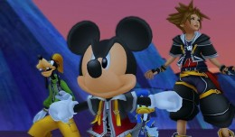Kingdom Hearts 2.5 HD ReMIX logo launch