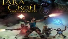 Lara Croft and the temple of osiris packshot ps4