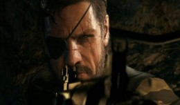 Metal Gear Solid V phantom pain gameplay