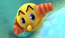 Pac-man return bandiai namco logo