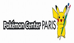 Pokemon center Paris Logo