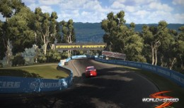 World of Speed Bathurst Screen 1