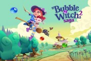 bubble witch saga 2 logo