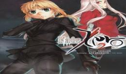 fate zero 2 cover